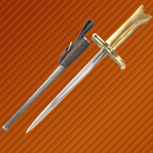 Pritchard Pistol Bayonet Reproduction (WS403001)