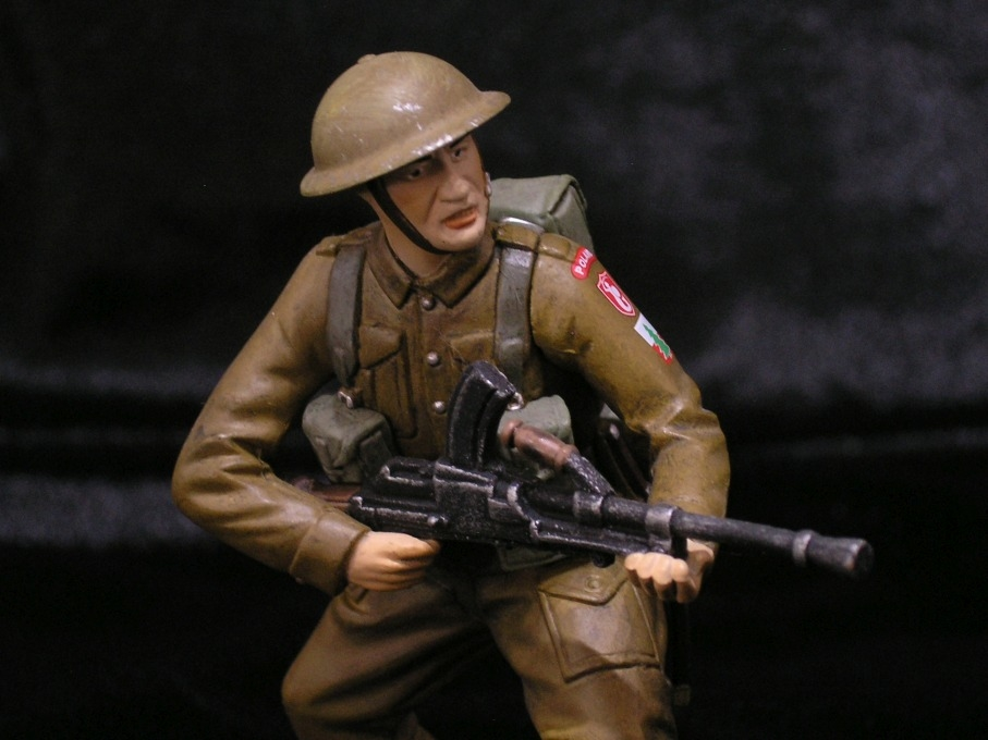 SOLDIER OF THE II POLISH : MONTE CASSINO, MAY 1944 12701