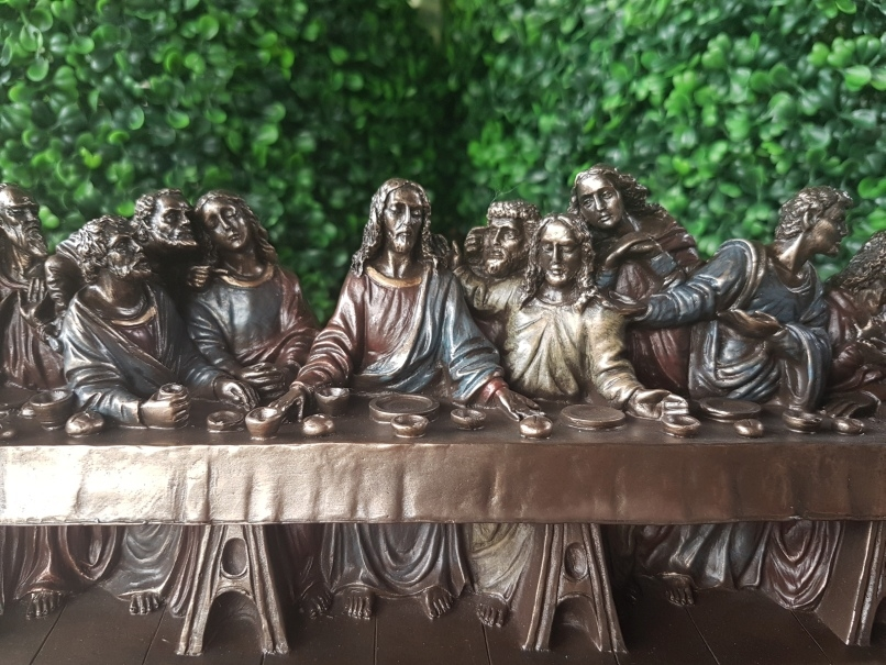 Veronese Last Supper Statue Sculpture - Last Suppe...
