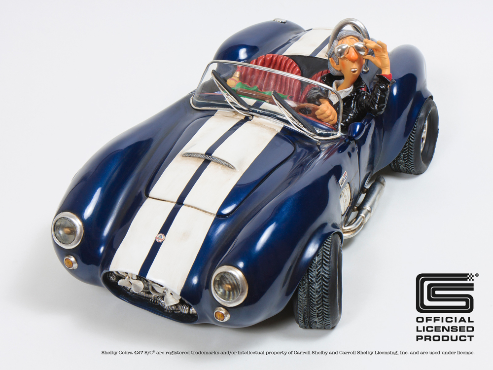 Figurine Shelby Cobra - Guilermo Forchino (FO85071)
